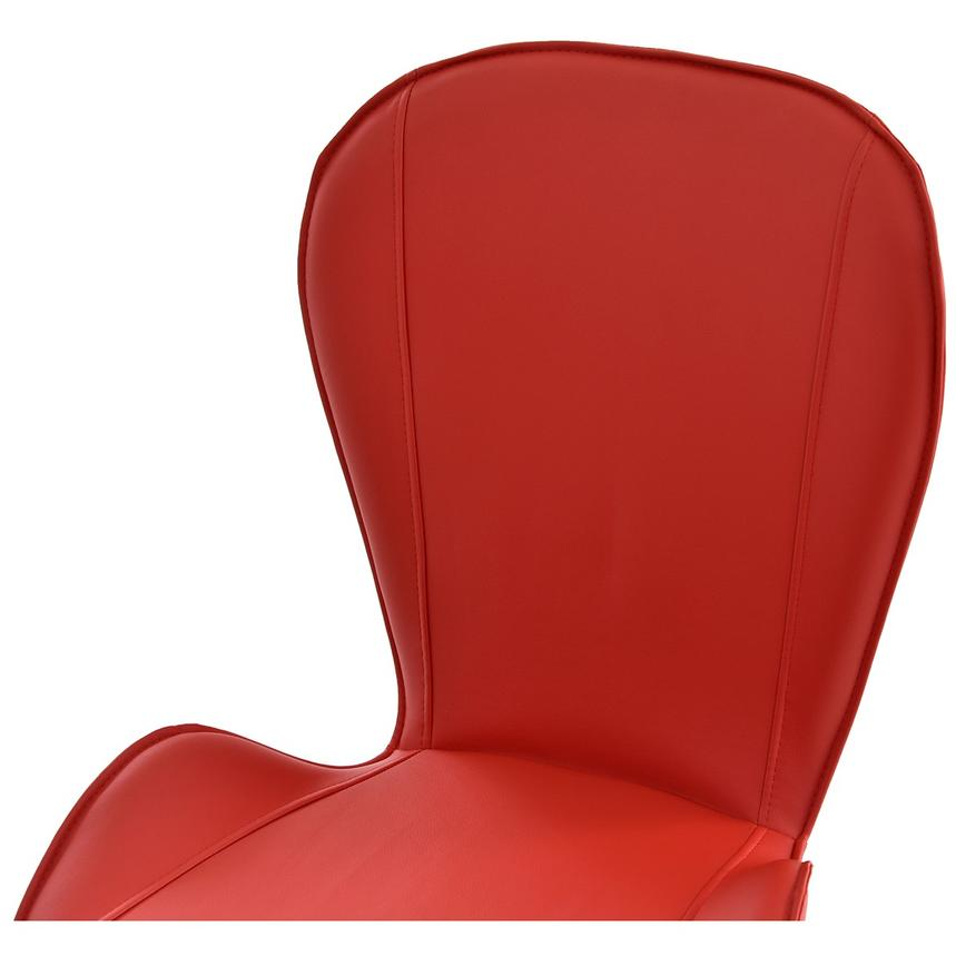 Latika Red Side Chair  alternate image, 6 of 7 images.
