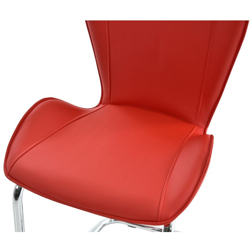 Latika Red Side Chair  alternate image, 6 of 6 images.