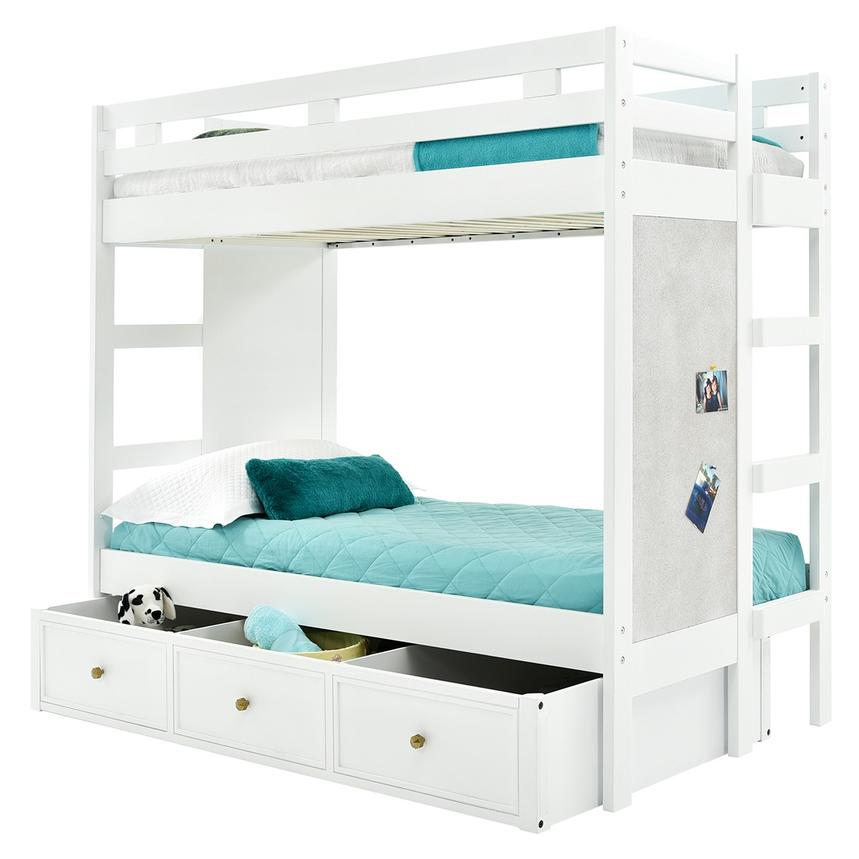 Rachael Ray's Uptown Twin Over Twin Bunk Bed  alternate image, 6 of 7 images.