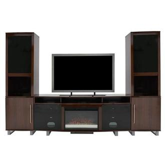 Enterprise Walnut Wall Unit