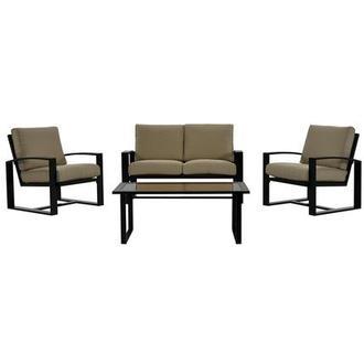 Magra 3 Piece Patio Set El Dorado Furniture