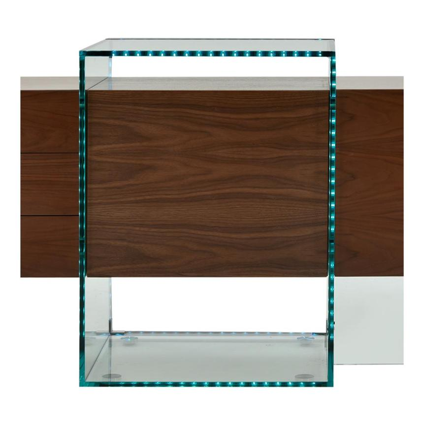 Illusion Walnut Cabinet w/Remote Control  alternate image, 10 of 11 images.