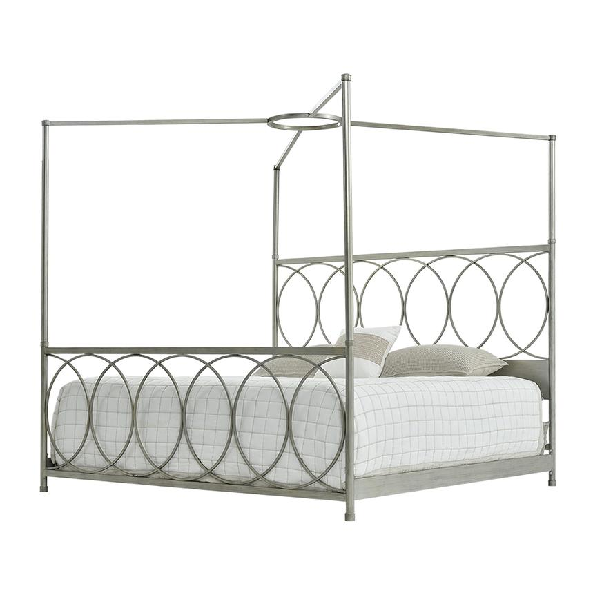 Rachael Ray's Cinema King Canopy Bed  alternate image, 6 of 10 images.