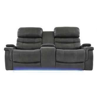 Lum Power Motion Sofa w/Console