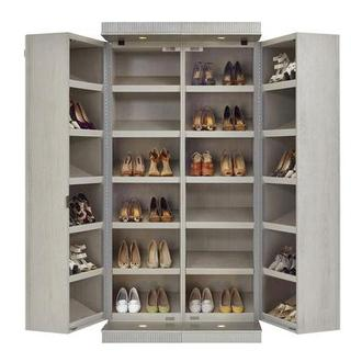 Rachael Ray's Cinema Shoe Cabinet