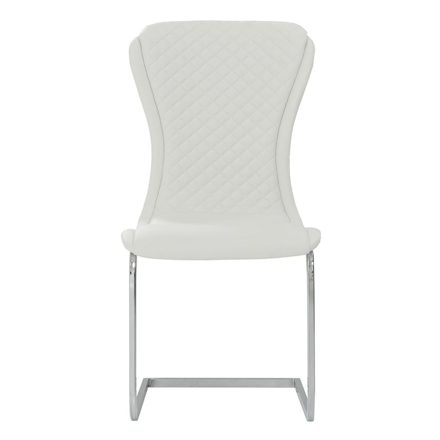 Rose White Side Chair  main image, 1 of 6 images.
