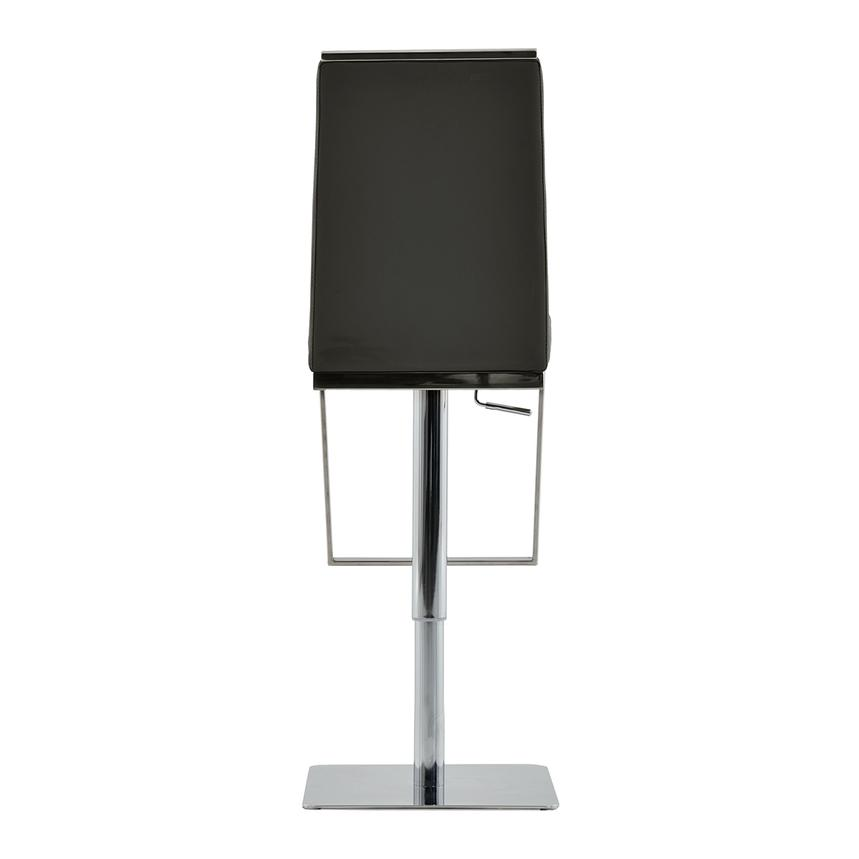 Hyde I Dark Gray Adjustable Stool  alternate image, 5 of 8 images.