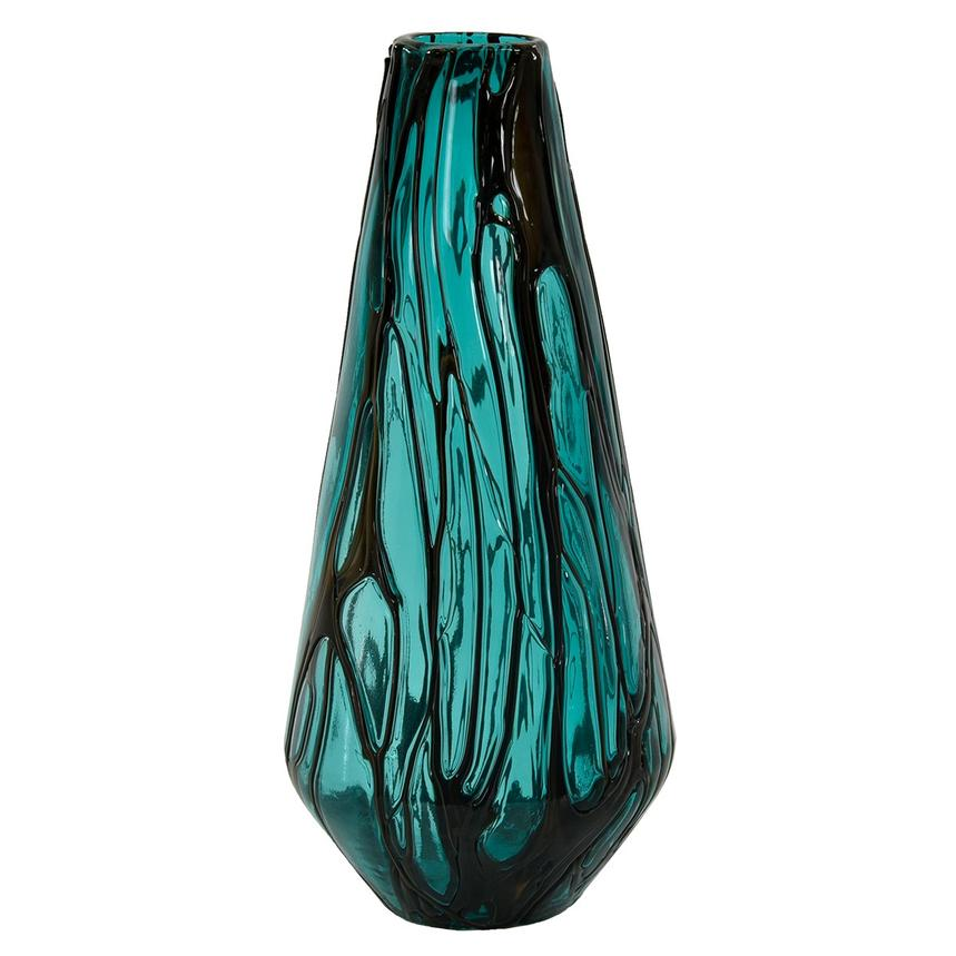 Goutte Glass Vase  main image, 1 of 4 images.