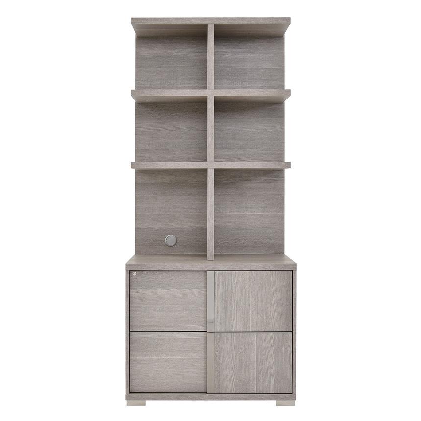 Tivo Lateral File Cabinet W Hutch El Dorado Furniture