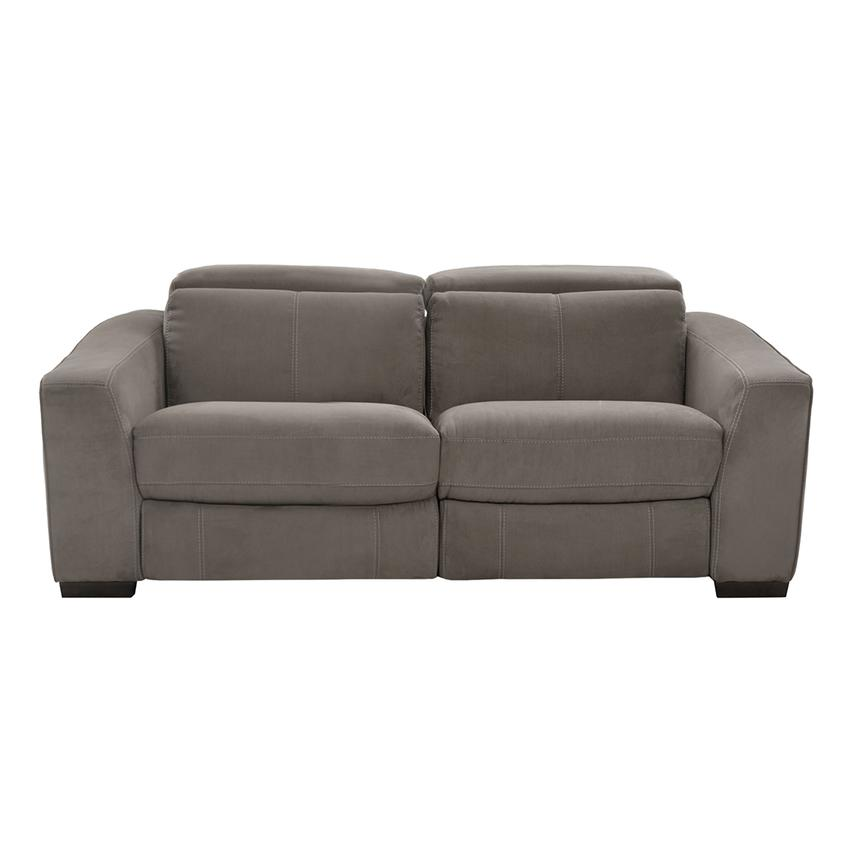 Jameson Dark Gray Loveseat  main image, 1 of 8 images.