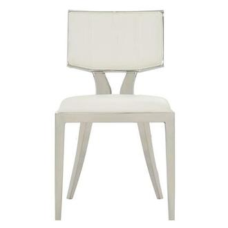 Martina White Side Chair