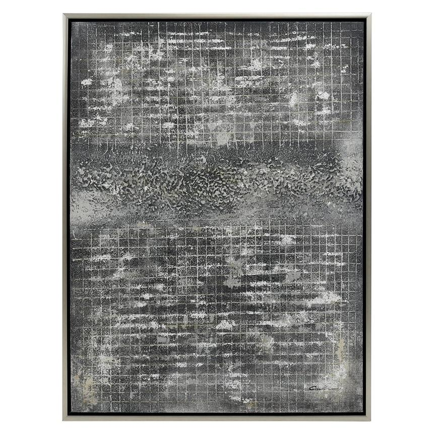 Sparkle Noir Canvas Wall Art  main image, 1 of 3 images.