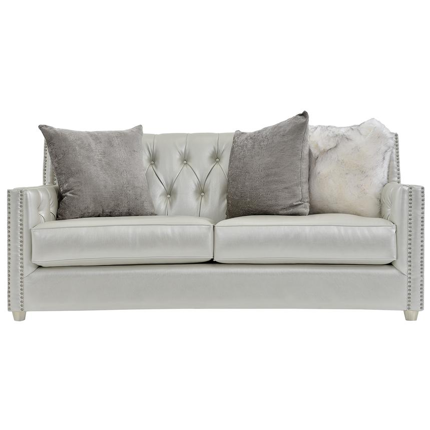 Sonia Gray Loveseat  main image, 1 of 6 images.