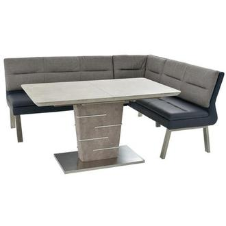 Jezebel 2-Piece Left/Right Corner Nook Dining Set