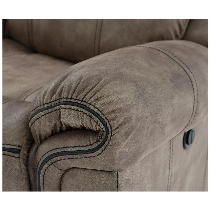 Knoxville Power Motion Sofa w/Console  alternate image, 6 of 7 images.