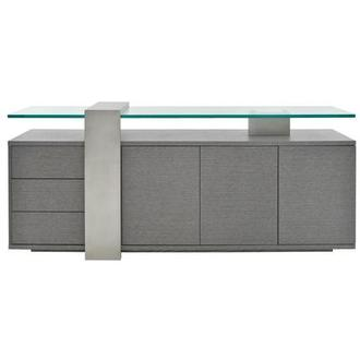 Totem Gray Cabinet