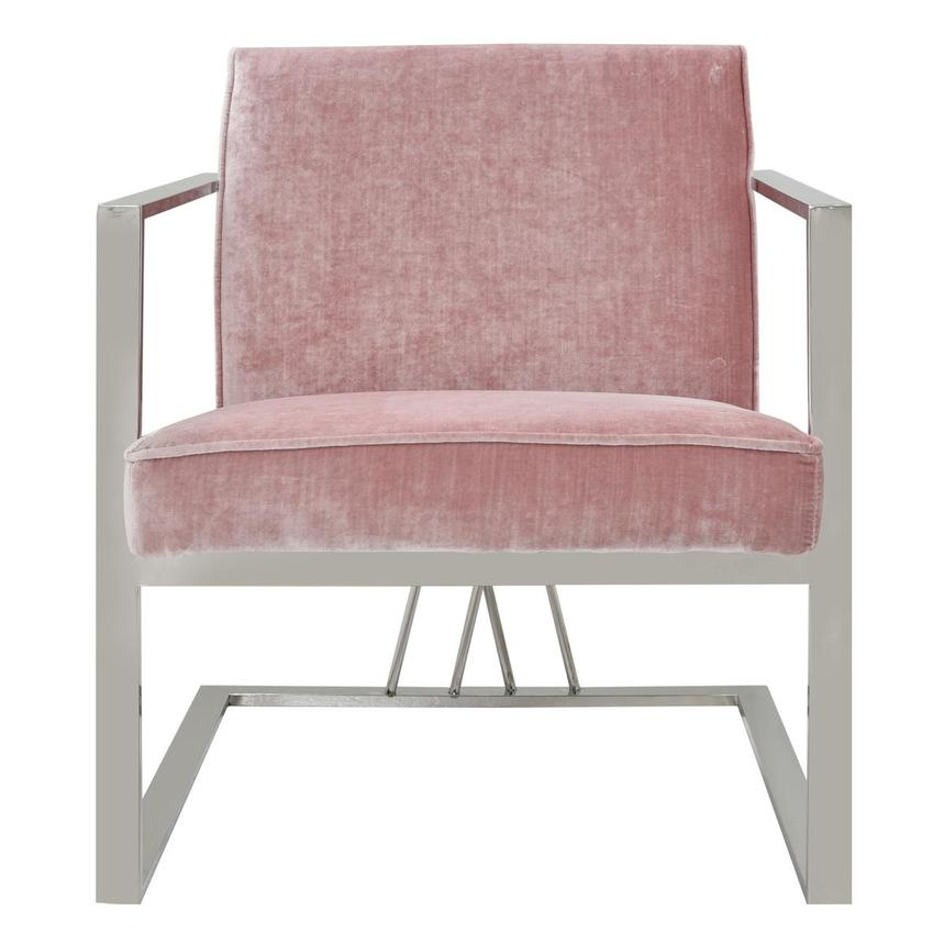 Fairmont Pink Accent Chair  main image, 1 of 5 images.