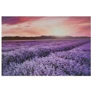 Lavender Acrylic Wall Art  alternate image, 3 of 3 images.