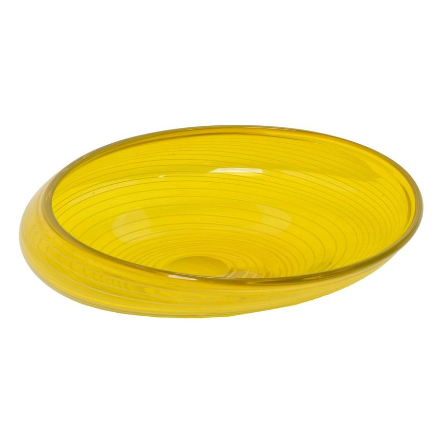 Giallo Glass Bowl