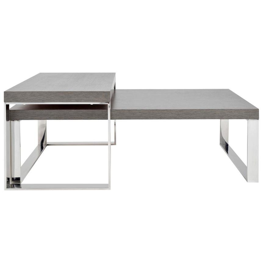 Palomari Gray Coffee Table Set of 2  main image, 1 of 5 images.