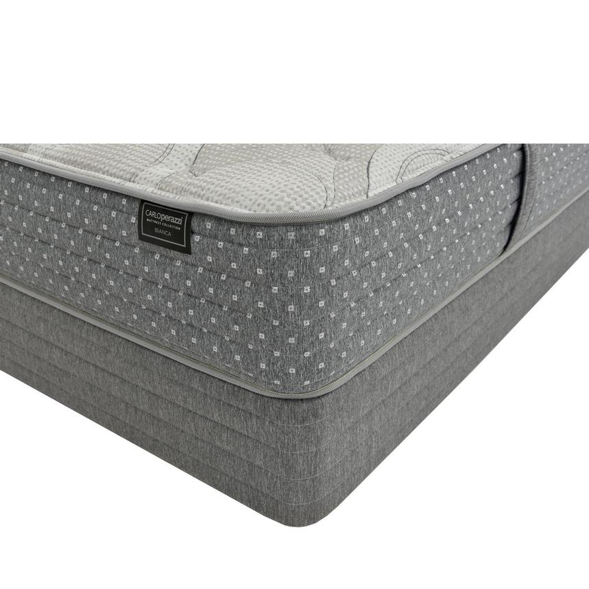 Bianca Full Mattress w/Regular Foundation by Carlo Perazzi  main image, 1 of 4 images.