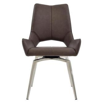 Kalia Brown Side Chair