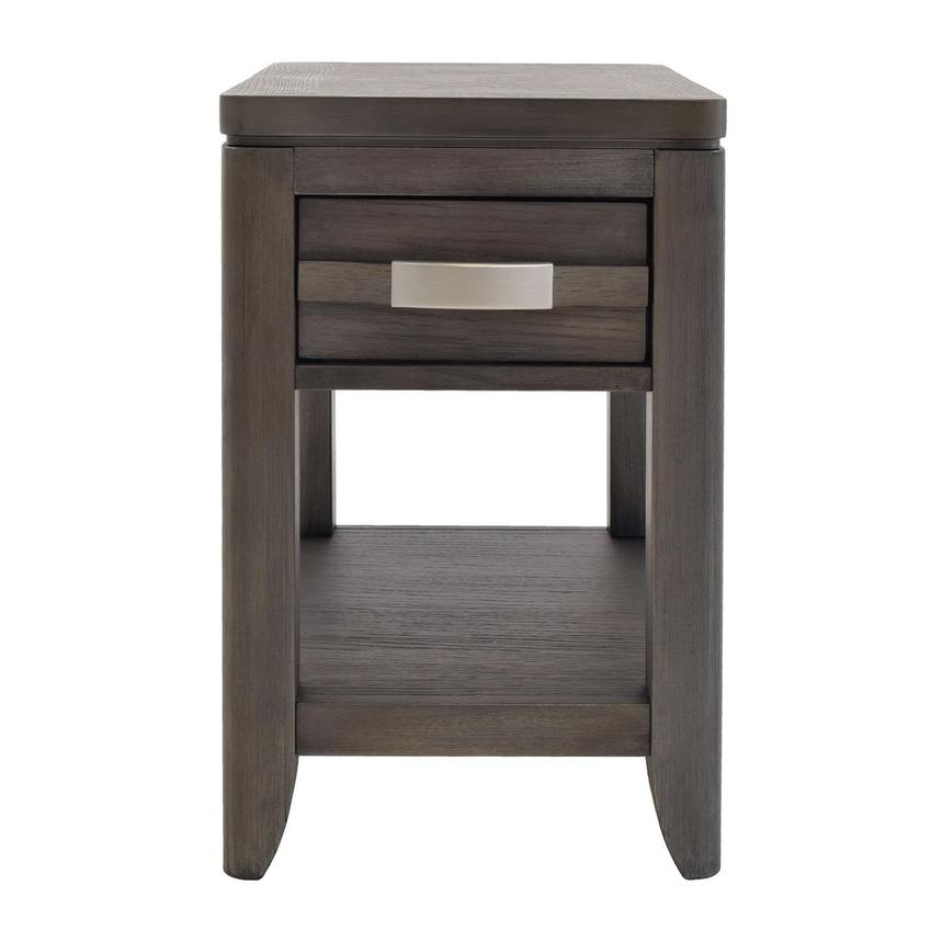 Contour Gray Side Table  main image, 1 of 8 images.