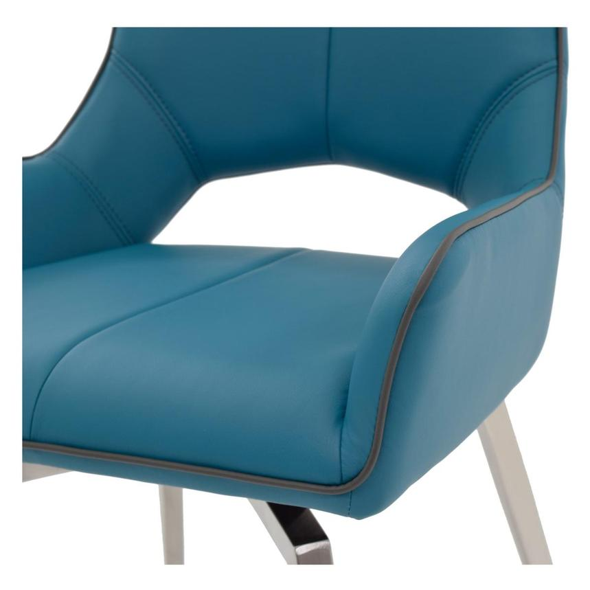 Kalia Blue Side Chair  alternate image, 6 of 7 images.
