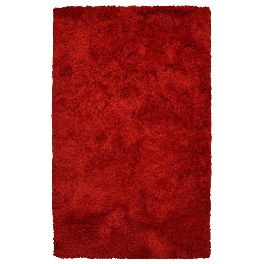 Cosmo Red 5' x 7' Area Rug  main image, 1 of 3 images.