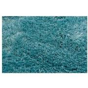 Cosmo Turquoise 5' x 8' Area Rug  alternate image, 2 of 3 images.
