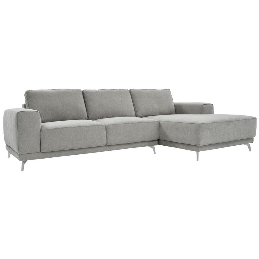 Marley Sofa w/Right Chaise  main image, 1 of 5 images.