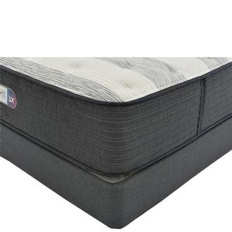 Clover Spring Full Mattress w/Regular Foundation by Simmons Beautyrest Platinum