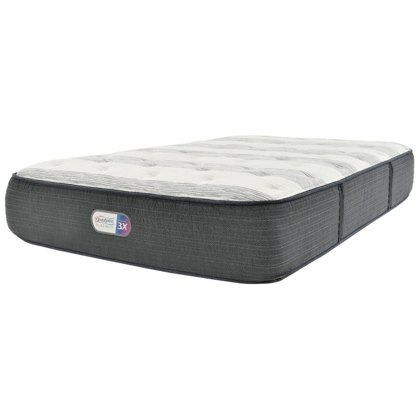 Clover Spring Queen Mattress by Simmons Beautyrest Platinum  alternate image, 2 of 5 images.