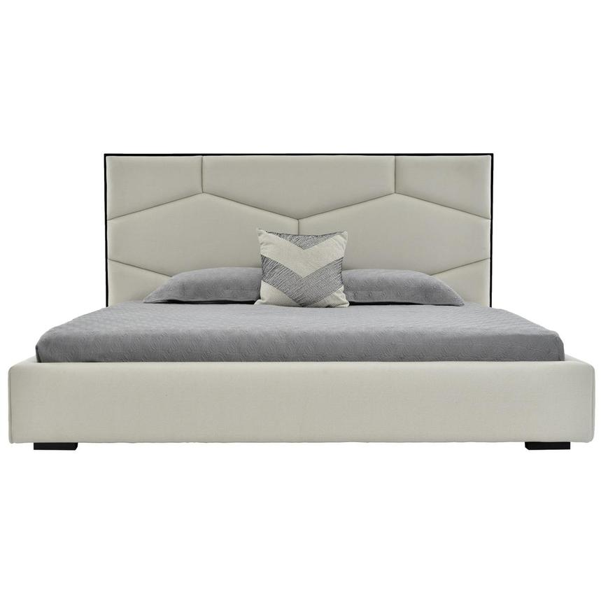 Enga Queen Platform Bed  main image, 1 of 5 images.