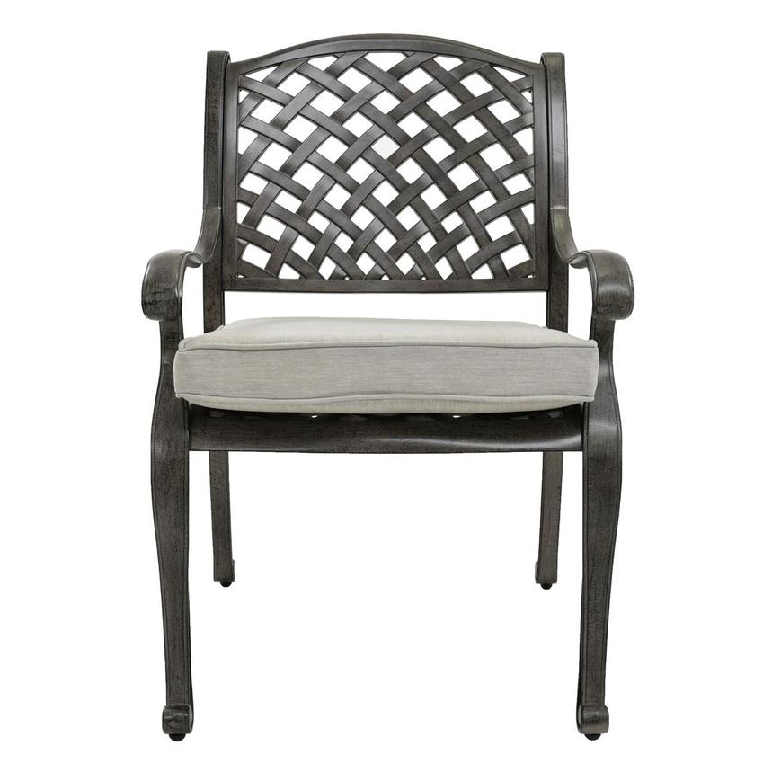 Castle Rock Gray Dining Chair  main image, 1 of 6 images.