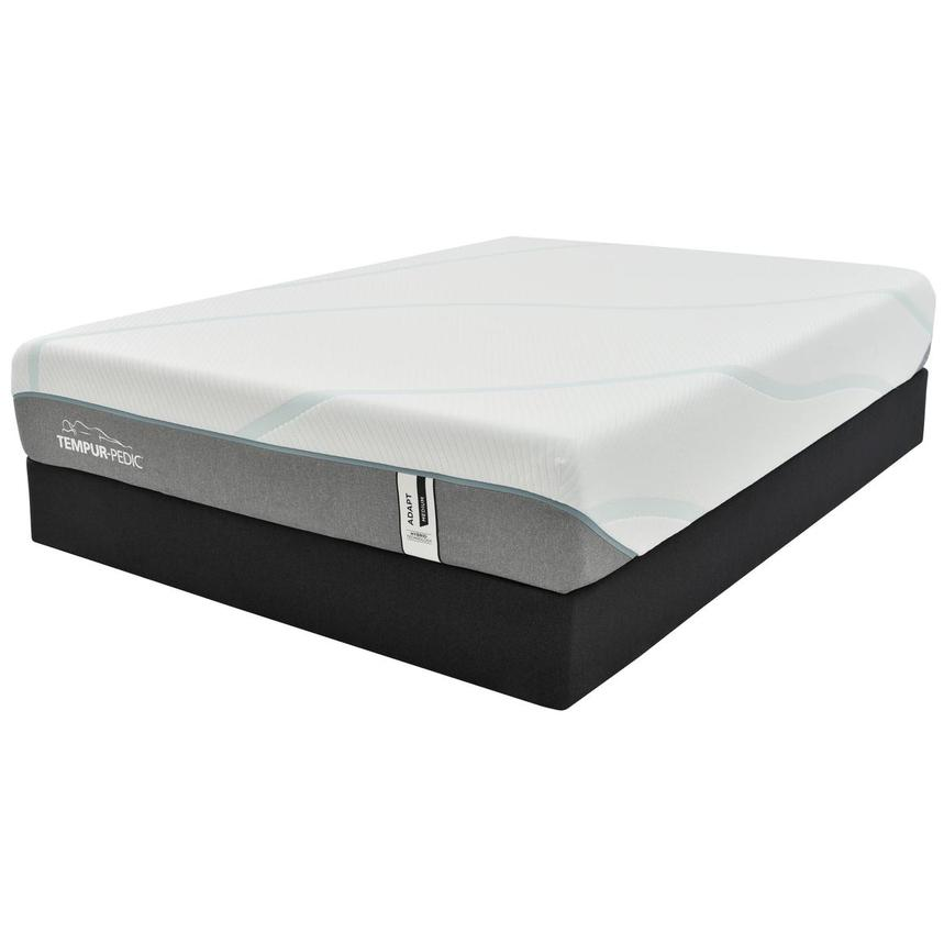 Adapt HB MS Queen Memory Foam Mattress w/Regular Foundation by Tempur-Pedic  alternate image, 3 of 6 images.