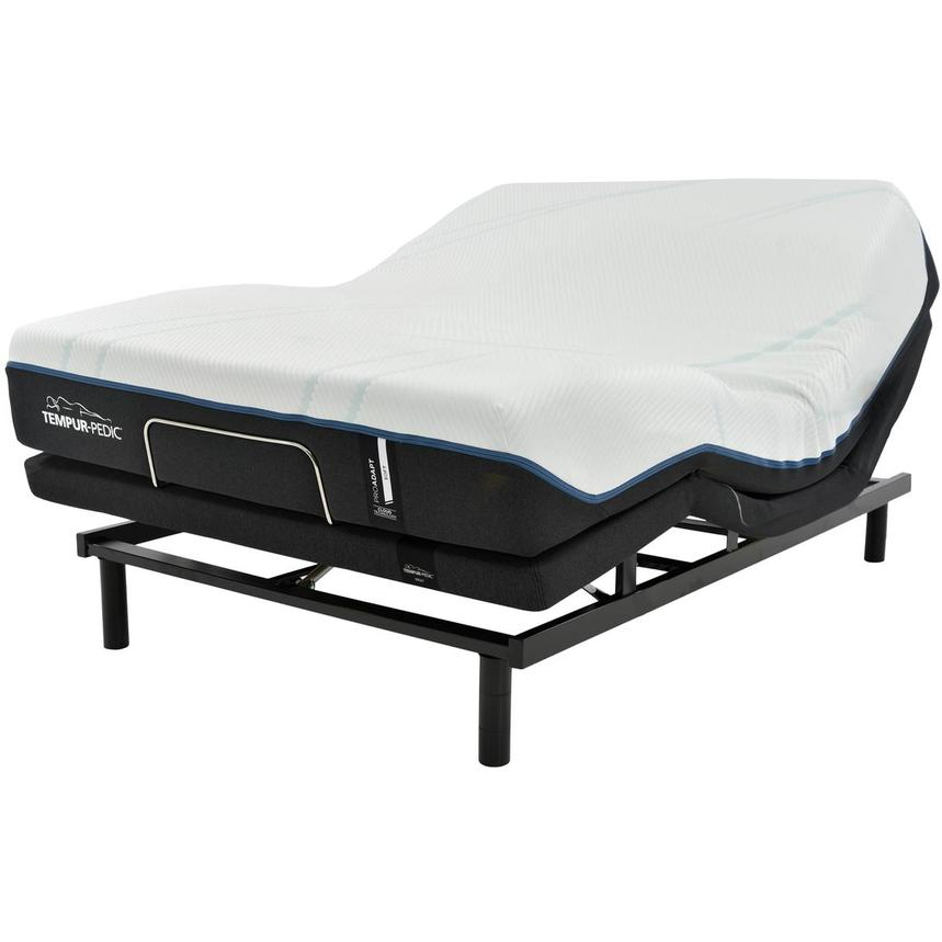 ProAdapt Soft Twin XL Memory Foam Mattress w/Ergo® Extend Powered Base by Tempur-Pedic  alternate image, 2 of 7 images.