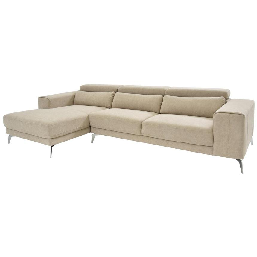 Tyler Sofa w/Left Chaise  main image, 1 of 6 images.