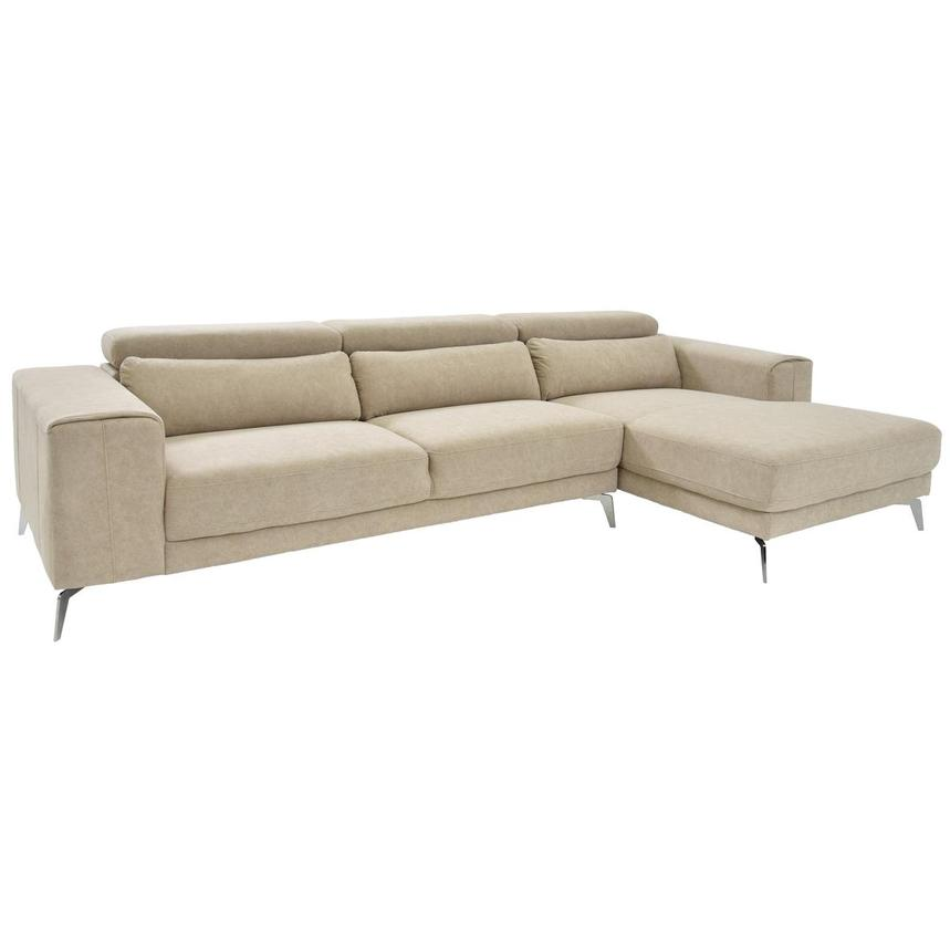 Tyler Sofa w/Right Chaise  main image, 1 of 6 images.