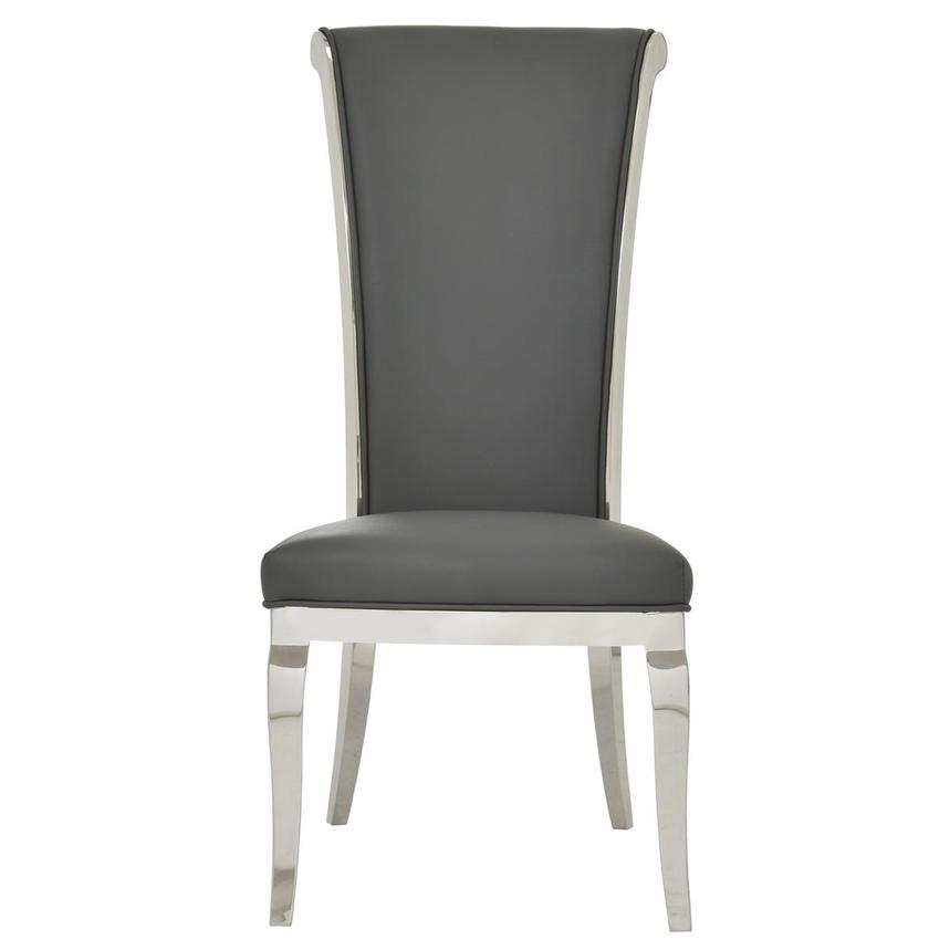 Joy Gray Side Chair  main image, 1 of 6 images.