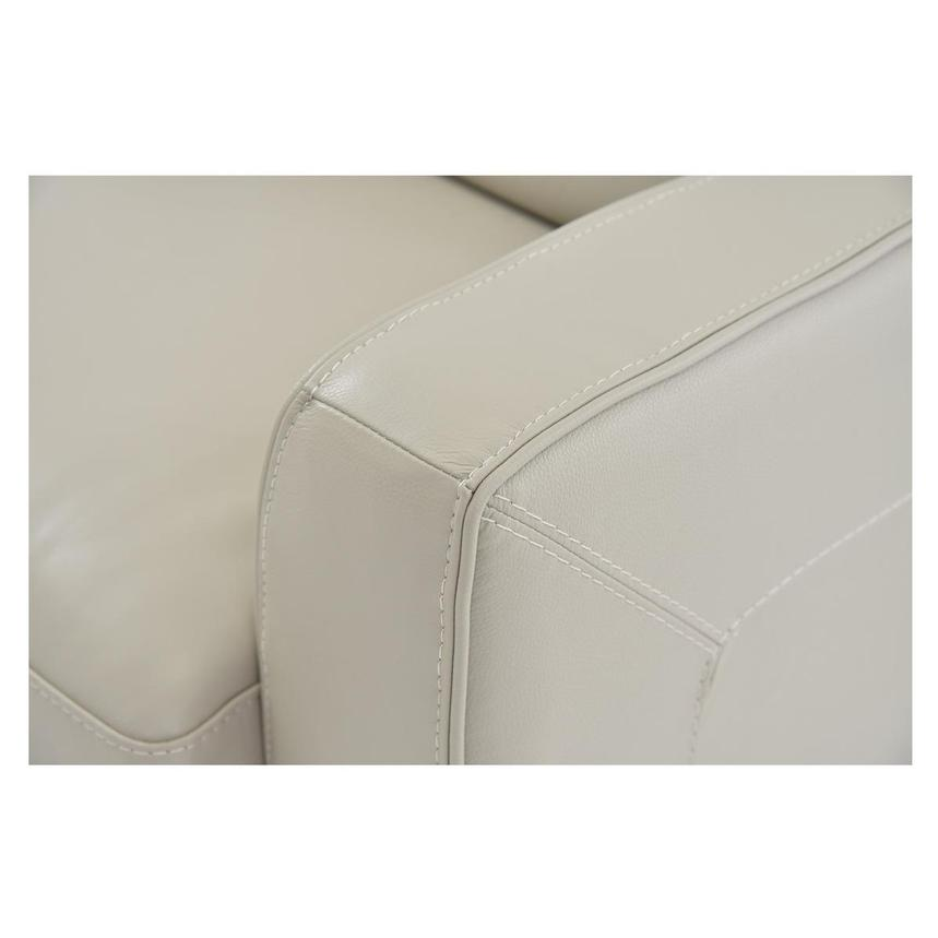Chandler Cream Leather Sleeper  alternate image, 6 of 6 images.