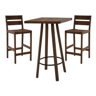 Nina 3-Piece Patio Set