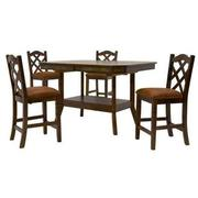 Santa Fe 5-Piece High Dining Set  main image, 1 of 10 images.