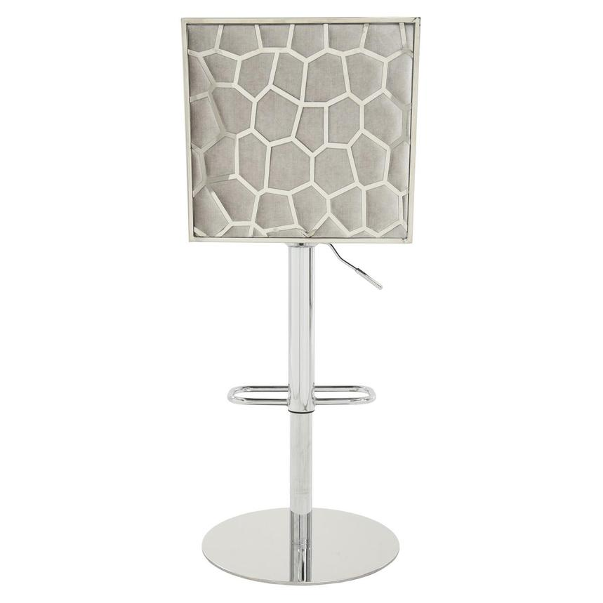 Allison Gray Adjustable Stool  alternate image, 5 of 7 images.