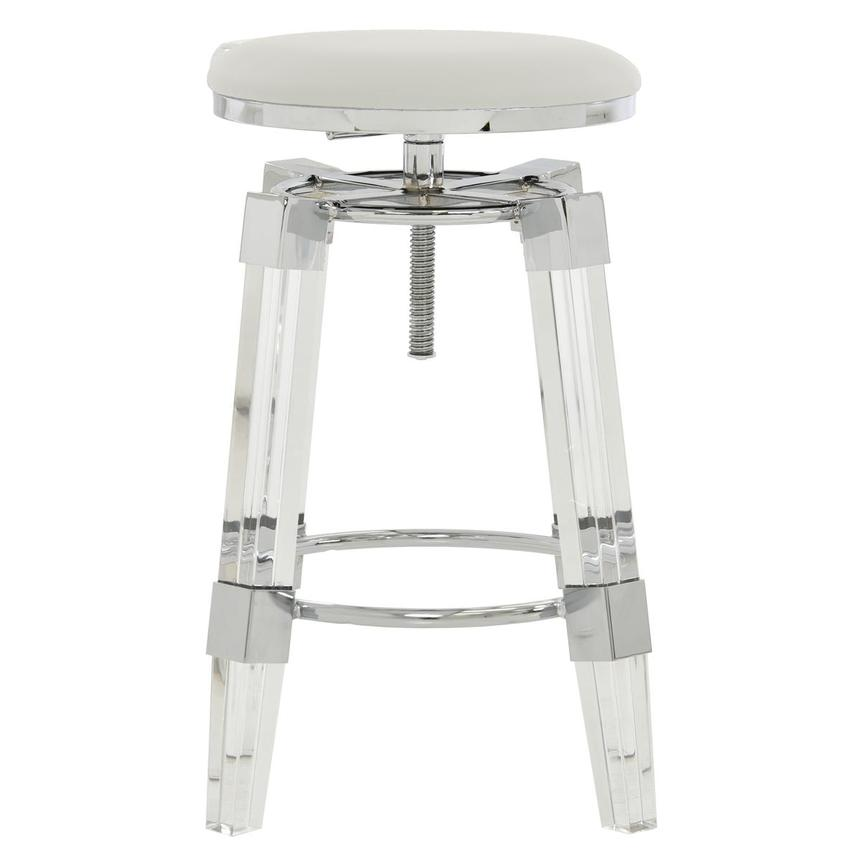 Julie White Adjustable Stool  main image, 1 of 3 images.