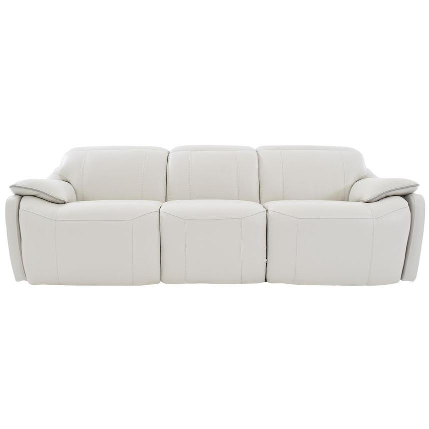 Austin Power Motion Leather Sofa  main image, 1 of 6 images.