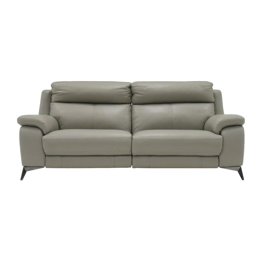 Barry Gray Power Motion Leather Sofa  main image, 1 of 7 images.