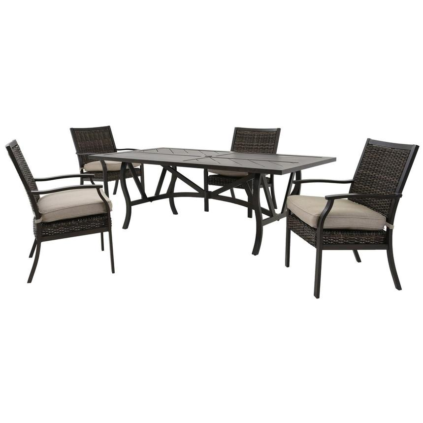 Ton 5 Piece Patio Set