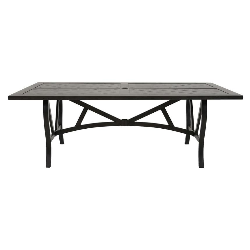 Trenton Rectangular Dining Table  main image, 1 of 6 images.