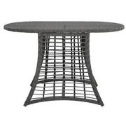 Neilina Gray 3-Piece Patio Bistro Set  alternate image, 2 of 13 images.